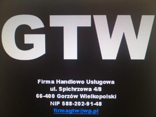 Firma Handlowo Usługowa GTW Dariusz Bukowski