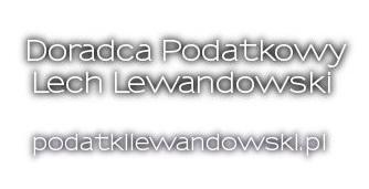 Doradztwo Podatkowe Lech Lewandowski