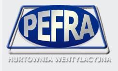 Hurtownia Wentylacyjna PEFRA Sp. z o.o.
