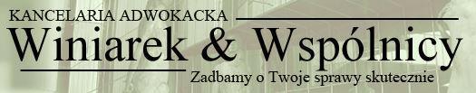Kancelaria Adwokacka adwokat Rafał Winiarek
