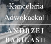 Adwokat Andrzej Babilas Kancelaria Adwokacka
